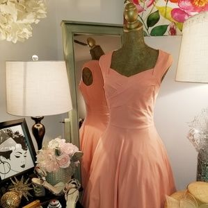 Dresses & Skirts - 🥀Gorgeous RETRO Vintage Swing Style Dress